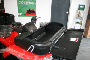 Front Tool Box
